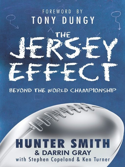 Jersey Effect book cover