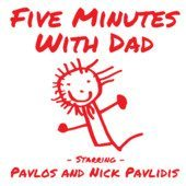 5 minutes with Dad pic