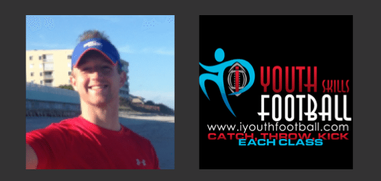 Podcasts winning youth coaching greg robinson has spent 6 years developing a non contact system to train athletes ages 3 to 11 to catch throw and kick footballs fandeluxe Choice Image